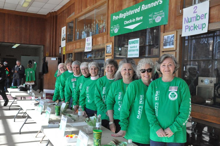 Mary's Walk Committee